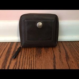 Coach Zip Around Wallet, Small
